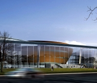 Competition - Wukesong Sports and cultural Center