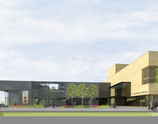 Competition - Victoriaville Cultural Center (contest)