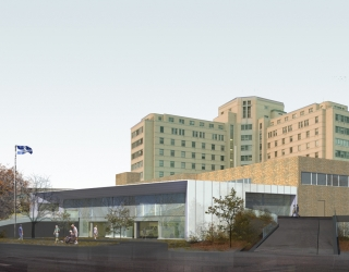 Maisonneuve-Rosemont Hospital - Emergency Care Unit extension and functional refurbishment