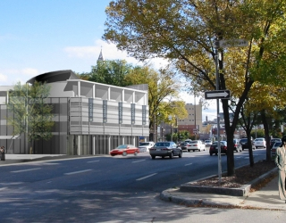 Redevelopment of Boulevard Charest