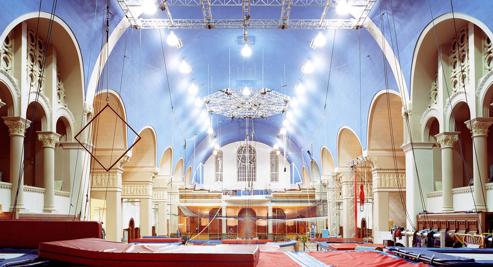 Quebec City Circus School