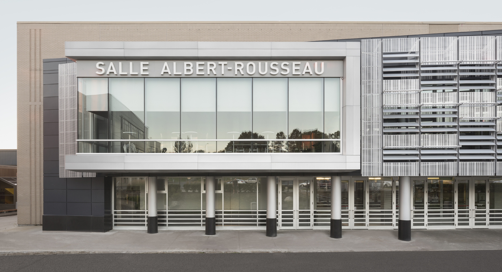 Albert-Rousseau Theater
