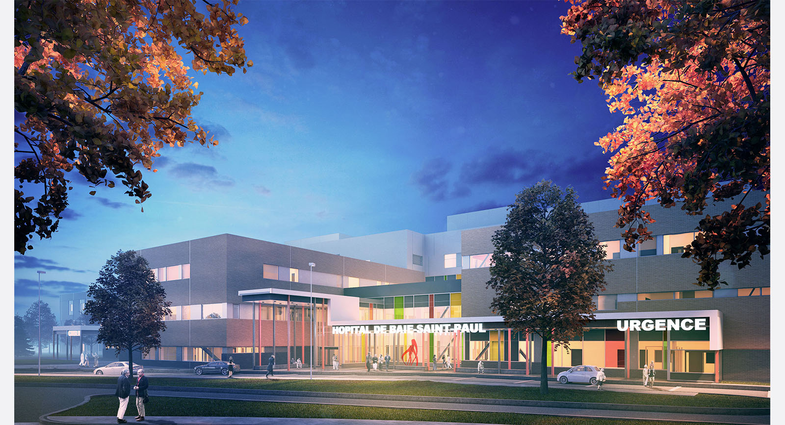 Baie-St-Paul New Hospital - Call for proposals